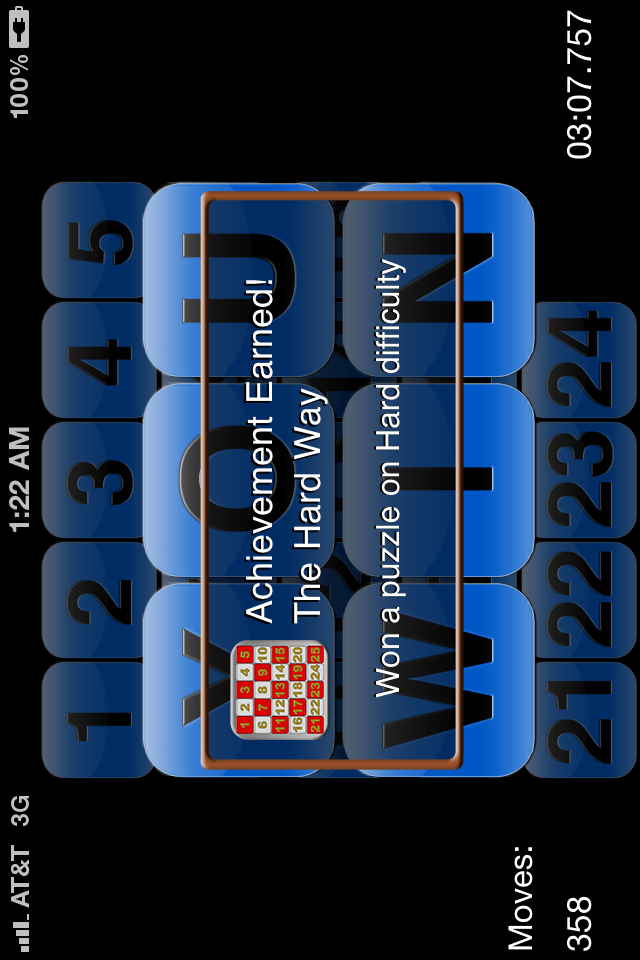 Screenshot PuzzleTiles